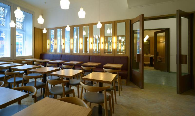 Whitechapel Dining Rooms
