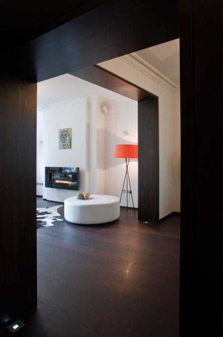 Charles street project orange for Residential interior designers london