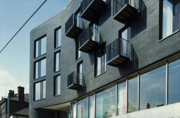 RIBA Award for 266 Glossop Road, Sheffield
