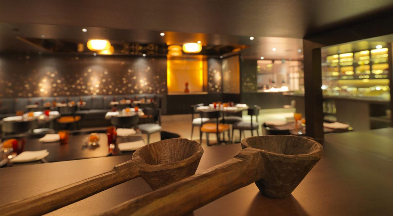 Restaurant Interior Designers Uk : Monsoon restaurant project orange