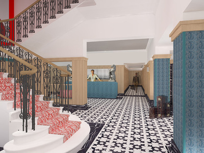 Kensington Hotel Competition