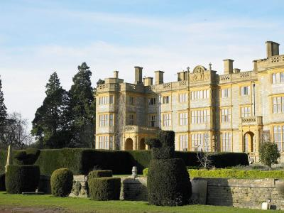 Eynsham Hall 2007