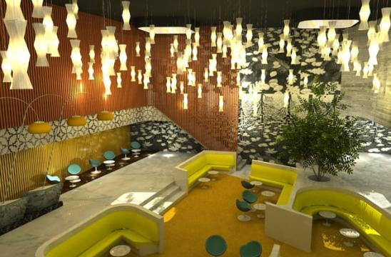 Hotel design awards project orange