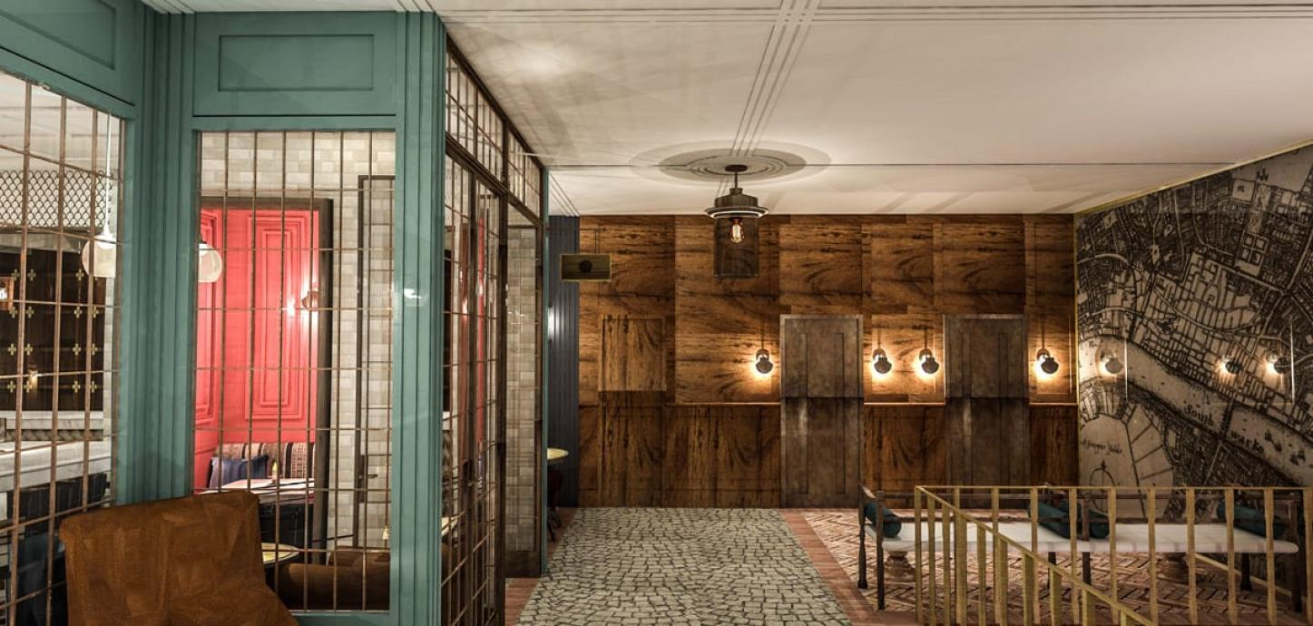 Boutique hotel london for Design hotel london