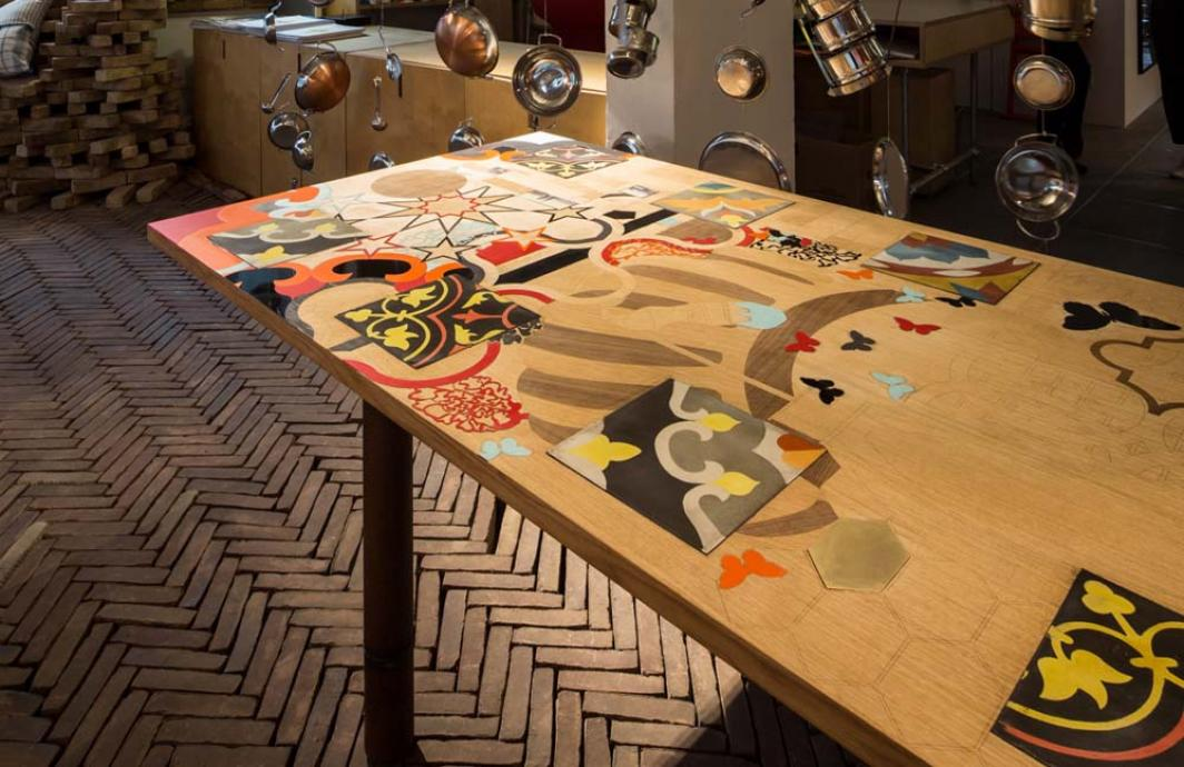 Bespoke Table,