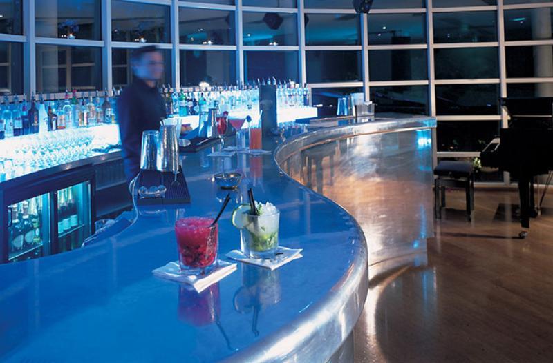 Kensington Roof Gardens Bar