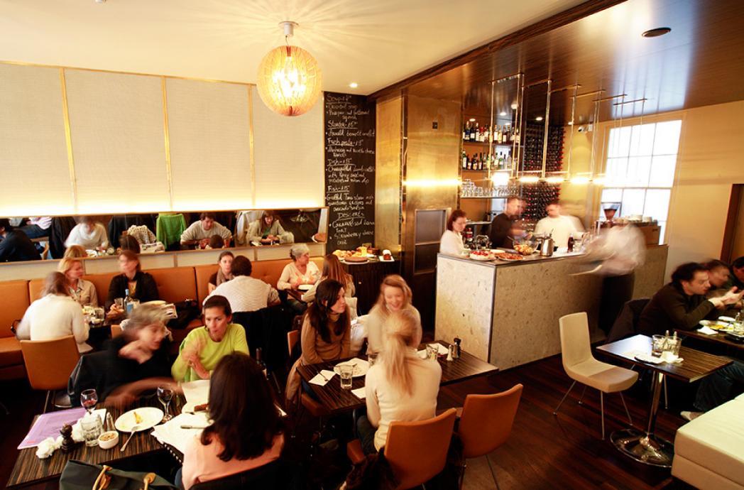 Raoul S Restaurant Bar Notting Hill London