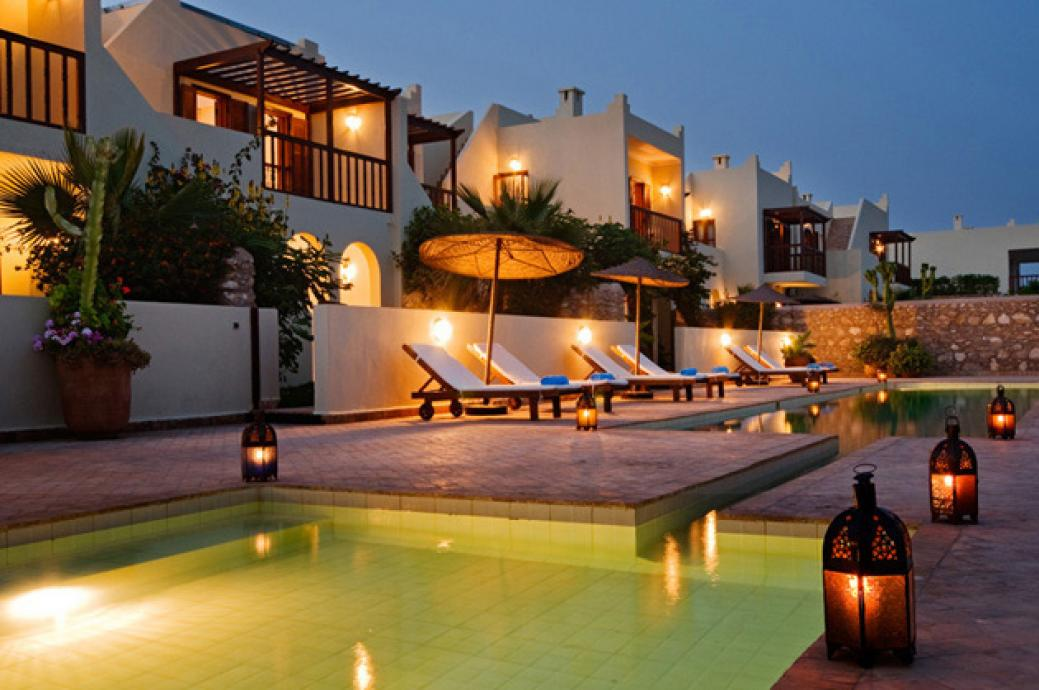 Rebali Beach Villas