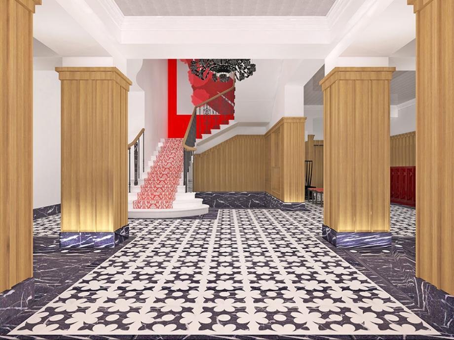 Kensington Hotel Competition