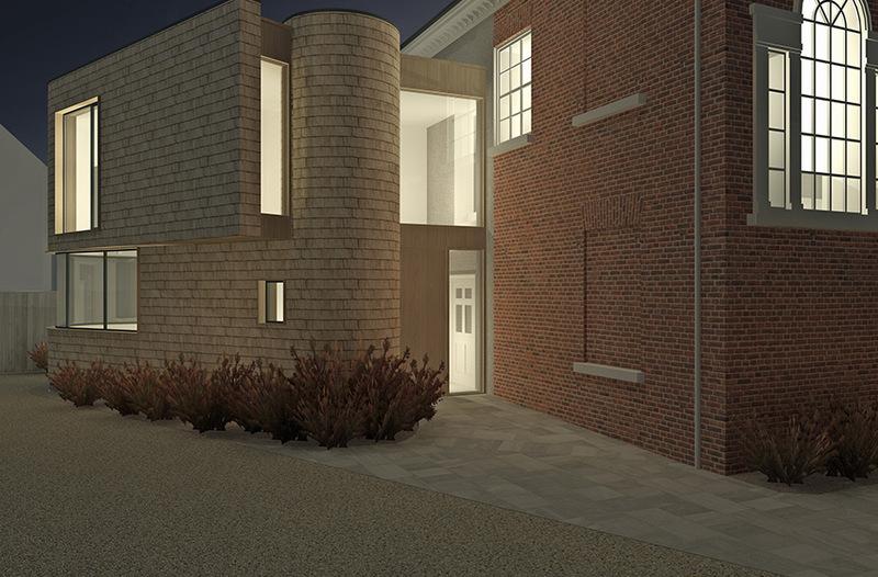 Sharrow Head House