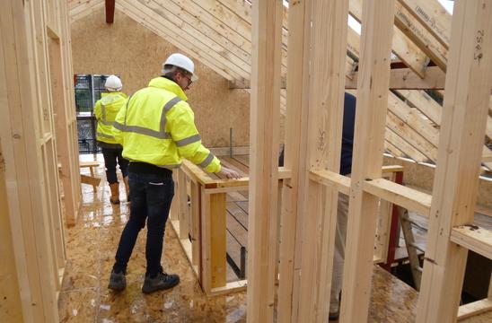 Abbey View Leiston starts on site