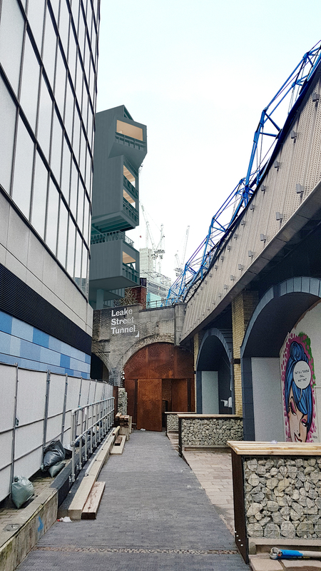 Leake Street Arches Competition
