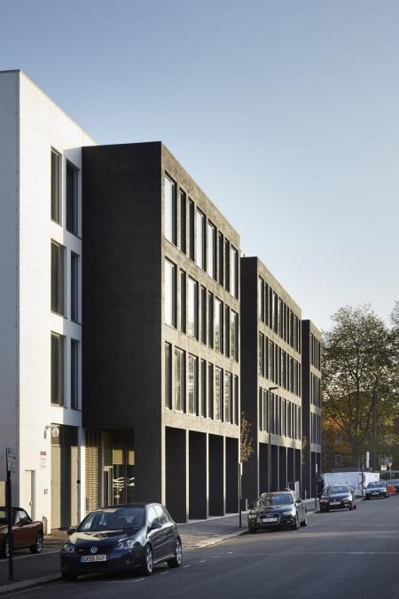 Chiswick clayton hotel extension project orange for Hotel design orange
