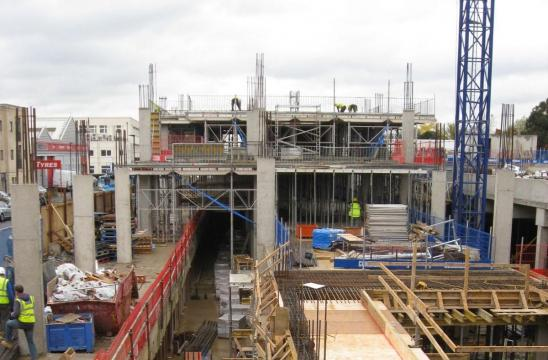 On Site: Chiswick Moran Hotel Extension