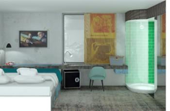 BD Small Hotel Room Shortlist