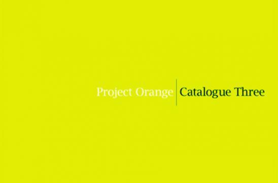 Catalogue Three Published
