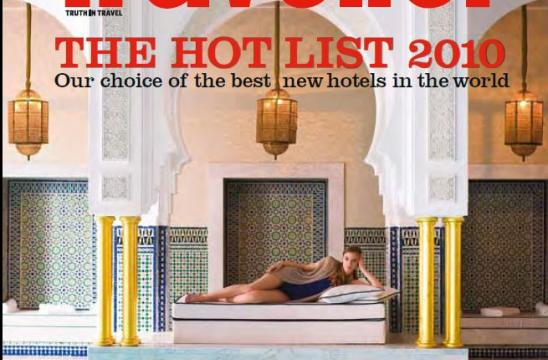 The Fitzwilliam Belfast - THE HOT LIST 2010