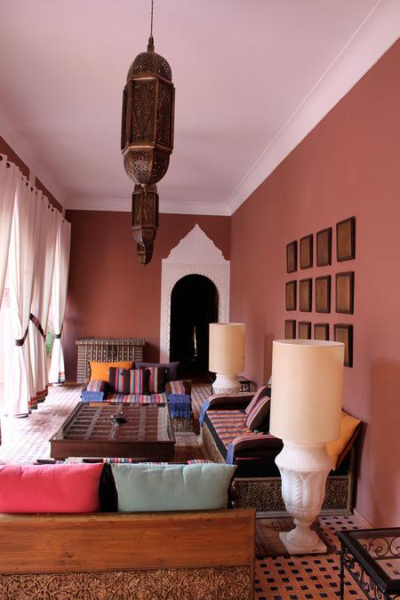 Kasbah Tamadot Hotel