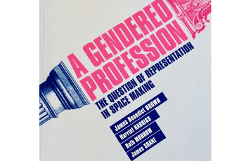 Book Launch - A Gendered Profession