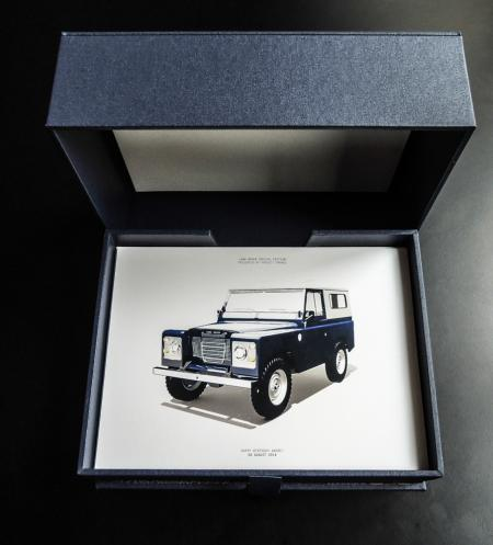 Special Edition Land Rover