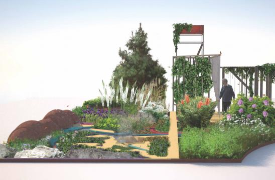 RHS Chelsea - Here we come!