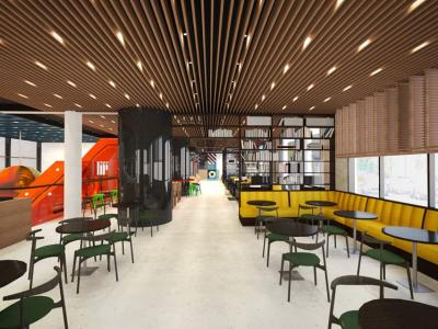 New International Hotel Concept