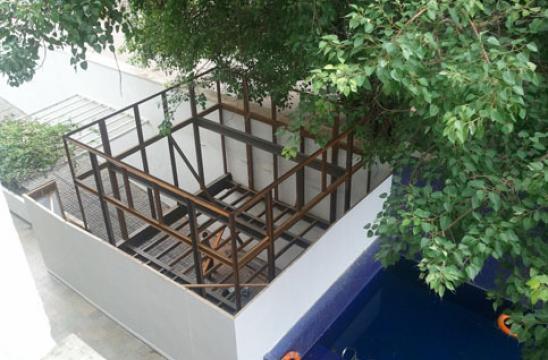 Progress on site in Bangalore