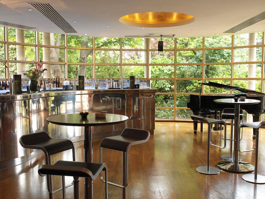 Kensington Roof Gardens Bar
