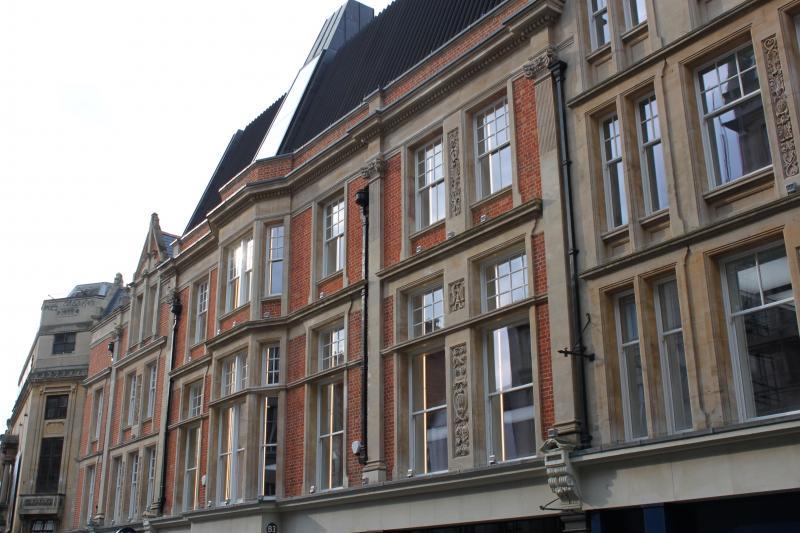 Headquarters Building Oxford