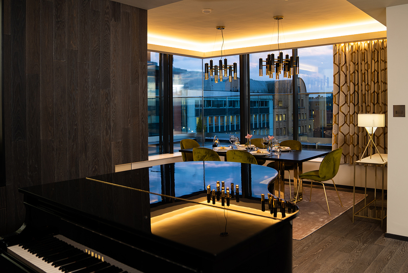 Fitzwilliam Hotel Penthouse, Belfast