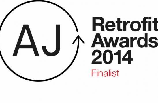 Finalist for the AJ Retrofit Awards