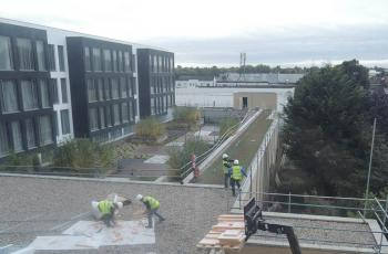On Site: Chiswick Hotel Extension