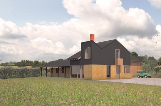 New Scheme: Suffolk House