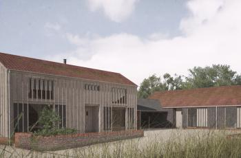 Planning Application Submitted: Leiston Housing