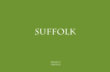 Project Orange Launches New Suffolk Book